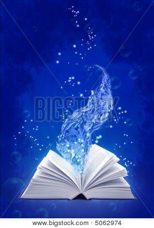 Buch der Magie Wasser