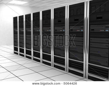 Server-room (general)