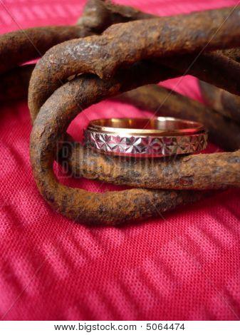 Ferruginous Bonds Of Marriage