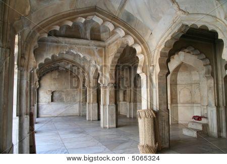 Mosque Interior