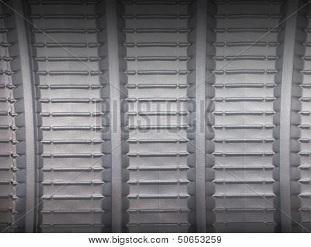 Zinc Galvanized Metal Texture For Background
