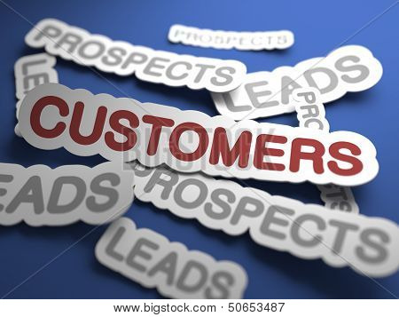 Customers. Business Background.