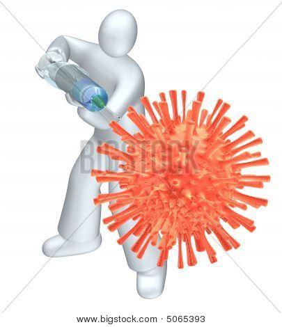 Fight The  Virus