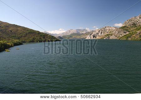 Reservoir de los Barrios de Luna, Leon