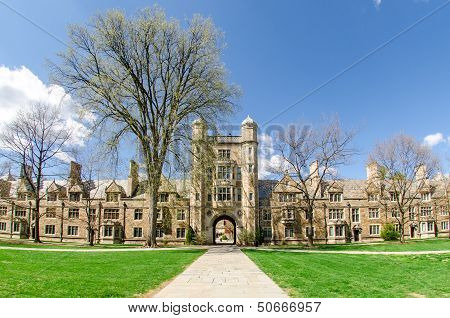 Law School Quadrangle, University of Michigan