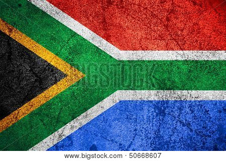 Republic Of South Africa Flag