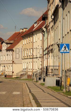 Small town backstreet
