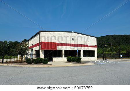 Available Commercial Building