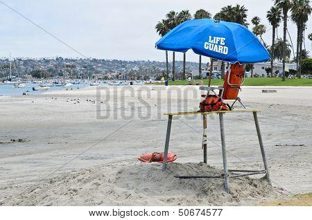 Life Guard Seat