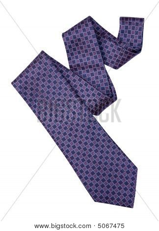 Necktie with Clipping Path