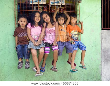 Philippines Children