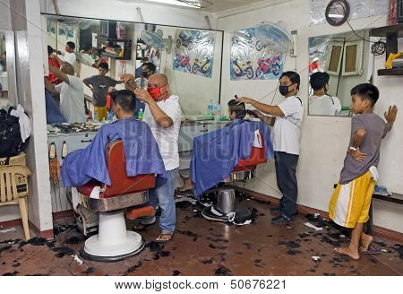 Filipino Barbershop