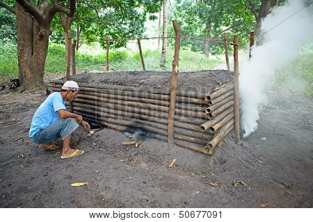 Village Charcoal Technology
