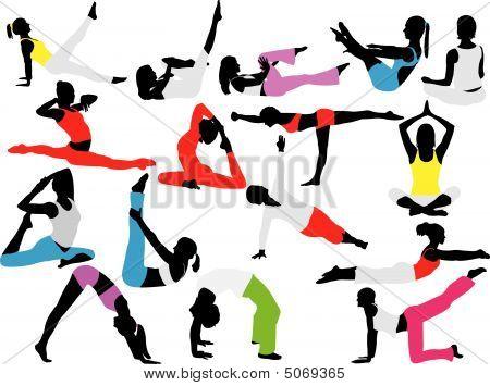 Yoga Pilates.