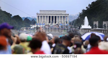 The Fiftieth Anniversary of the 1963 March on Washington