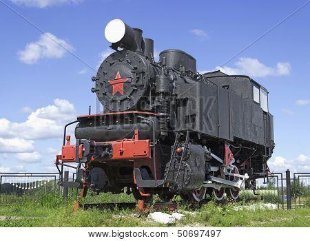 Soviet Shunting Locomotive