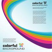 Постер, плакат: Современные абстрактный фон
