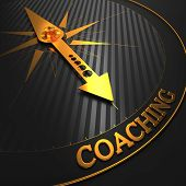 stock photo of compass  - Coaching  - JPG