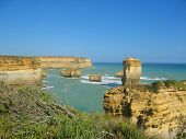picture of razorback  - this is the great ocean road in australia - JPG