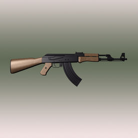 picture of ak-47  - AK - JPG