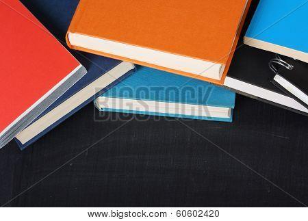 Books and Blackboard