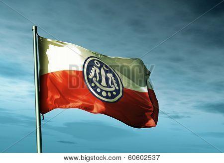 Flag Of Rakhine