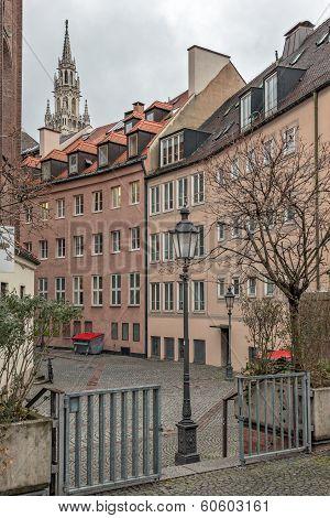 Street In Munich