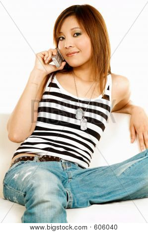 Talking Cell Phone