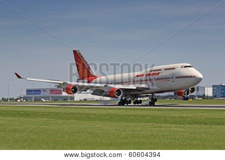 B747 Air India