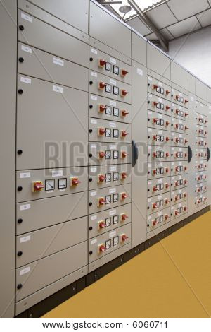 Vertical Motors Control Center