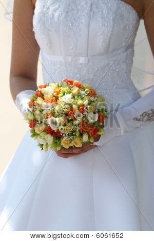 Multi-coloured Bouquet
