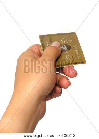 Credit Card (Fake)