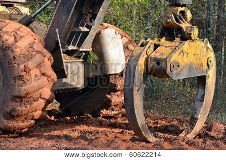Logging Claw