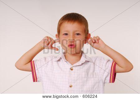 Expressive Kid 20