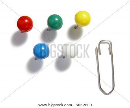 Pushpins New 1