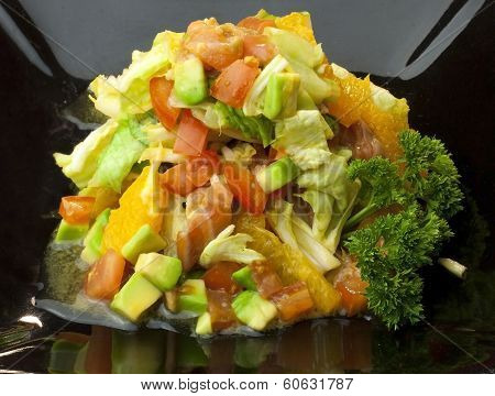 Japanese Food, A Beautiful Dish, Vegetables, Vitamins