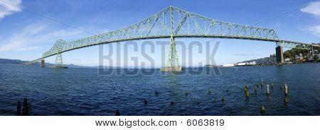 The Astoria bridge Panorama