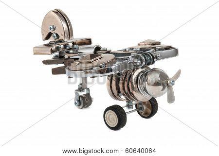 Steampunk Plane.