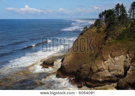 Washington coast Ft. Canby