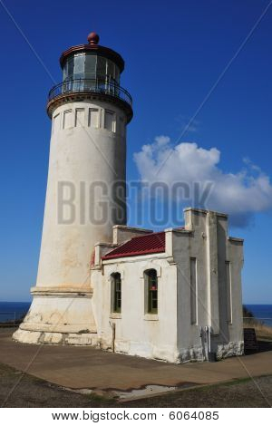 North Head Lighthouse Closeup