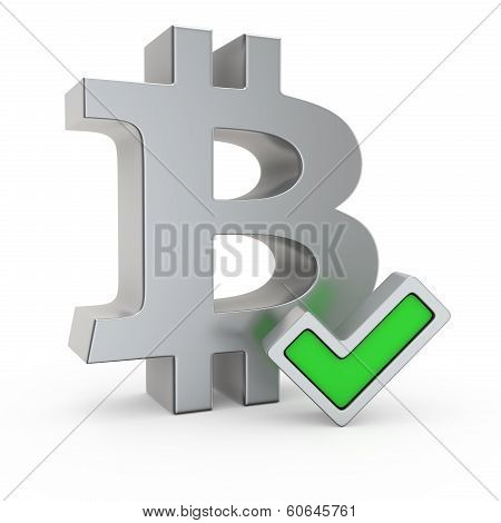 Approved Bitcoin
