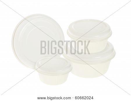 white container plastic
