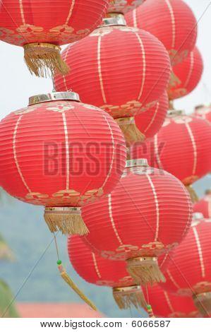 Chinese laterns