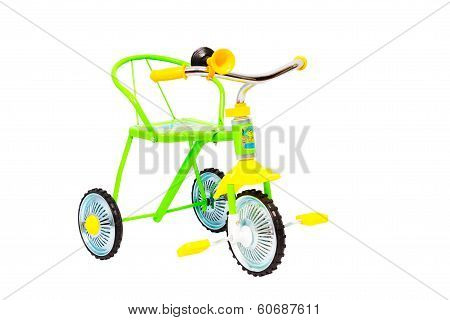Three-wheeled Bicycle For Children