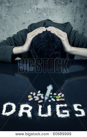 A Young Drug User