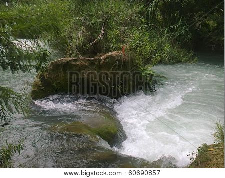 Tamasopo Waterfalls, S.L.P México