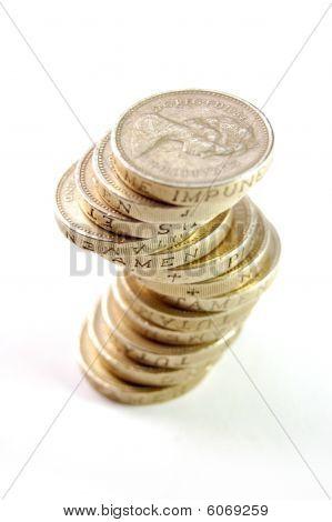 UK-Münzen