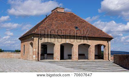 Repostiry house at Spilberk Castle in Brno