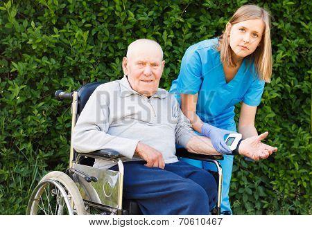 Old People's Hypertension