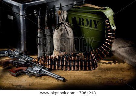 Militar ainda vida